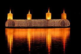 candlereflection