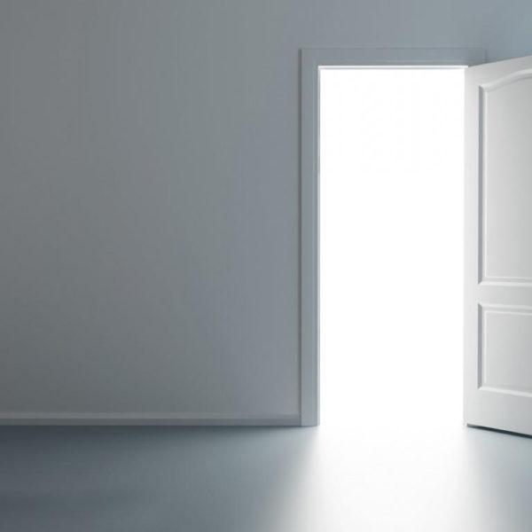 wall-with-open-door